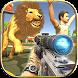 Wild Zoo Animals Hunting City by HGamesArt