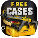 FS free skins, cases, lotteries by HundredSkins