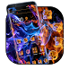 Neon Fire Edge Effect Theme by Ahl ar-ray solutions pvt ltd