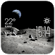 Moon2 weather widget/clock by Widget Dev Labs