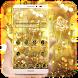 Gold Diamond Rose Theme by Theme Designer