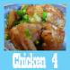 Chicken Recipes 4 by Hodgepodge