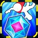 Freefalling Jewel Thief! by COLOPL, Inc.