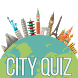 Guess the city - Quiz by almond studio