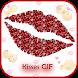 Kisses GIF by Sky Studio App