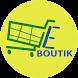 eBoutik Gabon by Graffinism Design