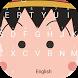 Kawaii Baby Girl Theme&Emoji Keyboard by Fun Emoji Theme Creator