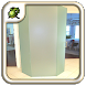 Modern Glass Shower Doors by Nasal Goo