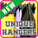 Unique Hangers by PPstar