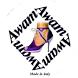 Shop Awam Milano Italy by Awam scarpe da ballo