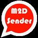 M2D Sender by pacosal