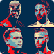 Guess Manchester United Players on Pop Art by PlayBok