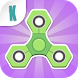 Spinner Album - Fidget Spinner Sticker Book by KEISE Entertainment