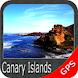 Canary Islands GPS Map Navigator