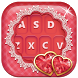 Love Heart Valentine Keyboard by True Fashionista Apps