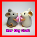New Clay Craft by gibran