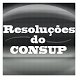 Resoluções do CONSUP