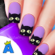 Halloween Nail Art Design by AIS Games