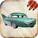 Draw Cars for Kids by Level Up!