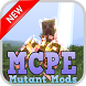 Mutant MODS For MCPE# by Suvmol
