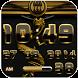 dragon digital clock gold by Maystarwerk Clocks & Themes Vol.1