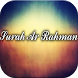 Quran Surah ArRahman Audio Mp3 by Artanabil Studio