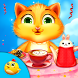 My Kitty Tea Party by Gameiva