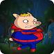 Spider Pig Rope Swinging Crazy by Runner Arcade Game Kids