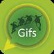 GIFs para Whatsapp by Martalapps