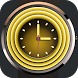 Yellow Watch Face by Watch Face by TMe