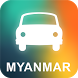 Myanmar GPS Navigation by EasyNavi