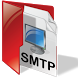 Simple SMTP server by Holm Consulting Ltd