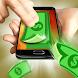 Money clicker simulator by Appcraft: survival craft, find phone gadgets money