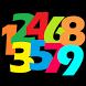 Numbers by Aurelien Texier