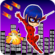 Black Cat Ninja Chibi Hero by Runner And Chalenge Games For Kids