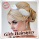 Girls Hairstyle by Cidro Kloro Apps