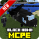 Mod BlackHawk 1.2 for MCPE