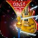 Guitar Zipper Lock Screen by Epoch Zipper Studio