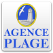 Agence plage by CMM