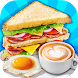 Breakfast Sandwich Food Maker by Crazy Camp Media