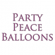 Party Peace Balloons by Appyli2
