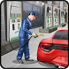 Gas Station Car Mechanic by Dragon Fire Z