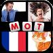 Jeu de mots en Français - 4 Images 1 Mot by TuoiUon