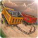 6x6 Offroad Chained Truck Speed Driving Game