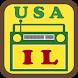 USA Illinois Radio by Global Network Radio