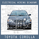 Electrical Wiring Diagram Corolla 2004