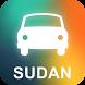 Sudan GPS Navigation by EasyNavi