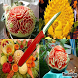 Fruit and Vegetable Carving by Muntasir