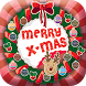 Merry Christmas Photo Stickers by Cool Girl Apps and Games