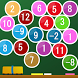 Brain training,math puzzlegame by takamico